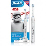 Oral B Junior 6+ Star Wars escova de dentes eléctrica