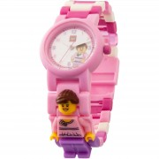 Lego Reloj de pulsera con Minifigura - LEGO™ Classic - Rosa