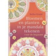 Bloemen en planten in je mandala tekenen voor de beginner - B. Kruid