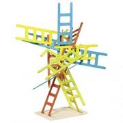 Goki Balancing & Stacking Game Ladders Baby Toy
