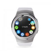 "Elements Steel Sport 1.3"" IPS Bianco smartwatch"