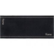 Traversa home stitch antracit 67x150 cm