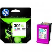 HP Originale DeskJet 2050 Cartuccia stampante (301XL / CH 564 EE) colore, 330 pagine, 7,84 cent per pagina, Contenuto: 8 ml