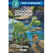 The Good Dinosaur Deluxe Step Into Reading #2 (Disney/Pixar the Good Dinosaur)