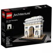 Конструктор ЛЕГО АРХИТЕКТУРА - Триумфалната арка, LEGO Architecture, 21036
