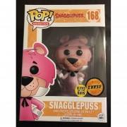 Funko Pop Snagglepuss Chase Exclusivo Hanna Barbera Glow