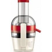 Storcator de fructe si legume Philips Viva Collection HR185590 700 W Recipient suc 0.8 l Recipient pulpa 1.2 l