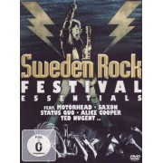 Video Delta Sweden rock - Festival essential - DVD