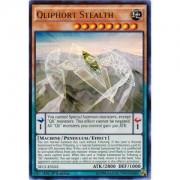 Yu-Gi-Oh! - Qliphort Stealth (SECE-EN022) - Secrets of Eternity - 1st Edition - Ultra Rare