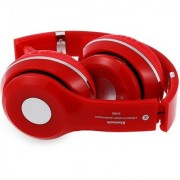 SBA ENTICE S460 Foldable Wireless Bluetooth Headphone Headset Support Hands-free TF Card FM MP FM MP3 RED