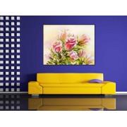 Tablou floral efect watercolor - cod L10