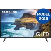 "Televizor QLED Samsung 139 cm (55"") QE55Q70RA, 4K Ultra HD, Smart TV, WiFi, Bluetooth, CI+ + Cartela SIM Orange PrePay, 6 euro credit, 6 GB internet 4G, 2,000 minute nationale si internationale fix sau SMS nationale din care 300 minute/SMS internationale"