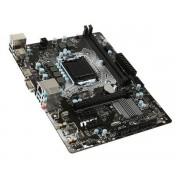 MSI Płyta główna H110M PRO-VH (LGA 1151 Micro ATX)