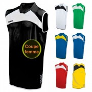 Maillot Roots Basket Lady - Hummel