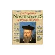Nostradamus. Les prophéties de 1993 à l'an 2000 - Peter Hewitt - Livre