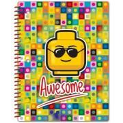 LEGO Iconic Spiral Notebook - Minunat
