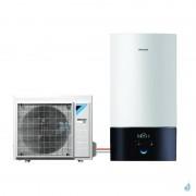 Daikin Pompe à chaleur DAIKIN Altherma 3 R W moyenne température gaz R-32 taille 8 ERGA08DV + EHBH08D6V 7kW A+++