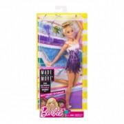 Barbie Made To Move Papusa gimnasta FJB18