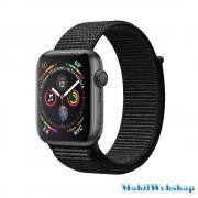 Apple Watch Series 4 Sport 40mm (GPS only) Aluminium Grey Sport Loop Band MU672