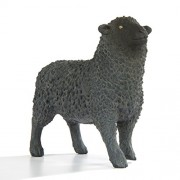 Safari Ltd. Farm - Black Sheep - Quality Construction from Phthalate, Lead and BPA Free Materials - for Ages 3 and up