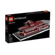 Lego Architecture Robie House Set