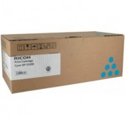 Ricoh 407645 - 406053 - 406097 - 406766 toner cian
