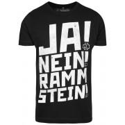 Herren T-Shirt Metal Rammstein - Ramm 4 - RAMMSTEIN - RS004