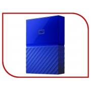 Жесткий диск Western Digital My Passport 2Tb Blue WDBLHR0020BBL-EEUE
