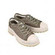 Palladium Bulky-Sneakers Pallashock, 39 - Grau/Grün
