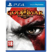 God of War 3 Remastered HD PS4