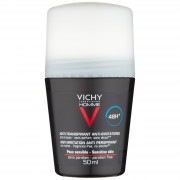 VICHY Laboratories - Homme 48hr Anti-Perspirant Deodorant Roll-On for Sensitive Skin 50ml for Men