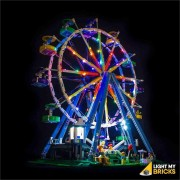 LIGHT MY BRICKS Kit for 10247 Ferris Wheel