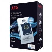 AEG stofzuigerzakken s-bag Classic Long Performance 4 stuks GR201s