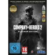 COMPANY OF HEROES 2 PLATINUM EDITION - STEAM - PC - WORLDWIDE