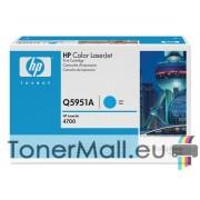 Тонер касета HP Q5951A (Cyan)