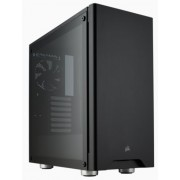 Corsair Carbide series 275R all Black ATX Chassis with Tempered Glass Side Panel