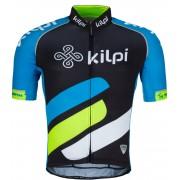 KILPI Pánský cyklo dres CORRIDOR-M KM0665KIBLU Modrá M