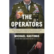 Operators - The Wild and Terrifying Inside Story of America's War in Afghanistan (Hastings Michael)(Paperback) (9780753829387)