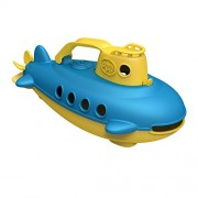 Green Toys Submarine, Yellow