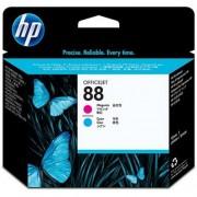 Printhead HP No.88 C9382A, Magenta Cyan OJ Pro K550/K5400