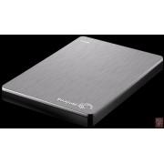 "2.5"" SEAGATE 1TB Backup Plus Slim, USB 3.0, silver (STDR1000201)"