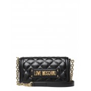 LOVE MOSCHINO BAGS Love Moschino Bag Bags Small Shoulder Bags/crossbody Bags Svart LOVE MOSCHINO BAGS