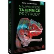 Największe tajemnice przyrody - DVD