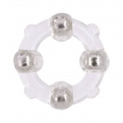 Seven Creations Cockring à Perles Stud Ring