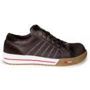 Redbrick Emerald Sneaker Laag S3 Bruin - Maat 43