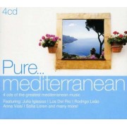 Artisti Diversi - Pure... Mediterranean (0886977530722) (4 CD)