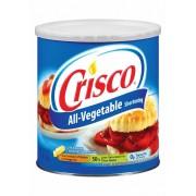 Crisco Lubrifiant Graisse Végétale Crisco 1,36 kg