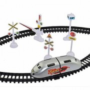 High Speed Toy Train With Round Track