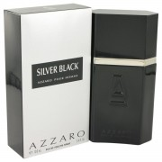 Silver Black by Azzaro Eau De Toilette Spray 3.4 oz