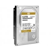 Жесткий диск 6Tb - Western Digital WD Gold WD6002FRYZ